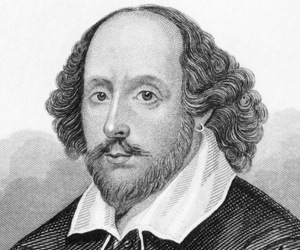 William Shakespeare - Astrologie